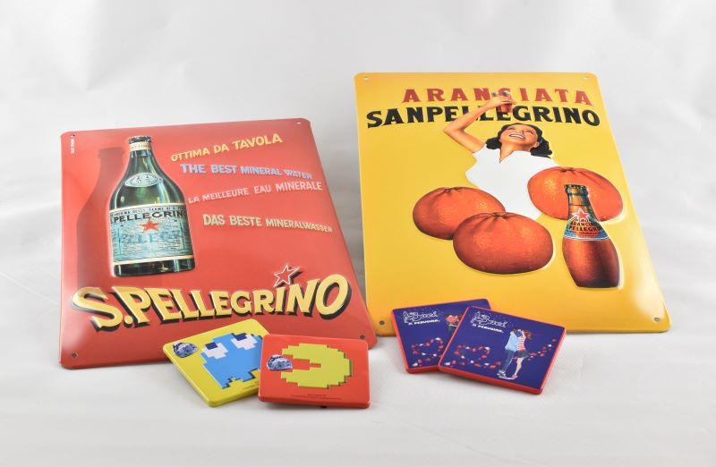 Articoli e soluzioni promozionali in latta: Valigette, portapenne, salvadaio, contenitori per alimenti, contenitori the e caffè, magneti, vassoi - Bando Trading