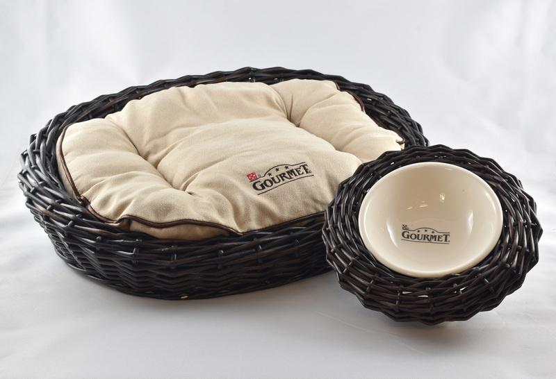 Articoli promozionali per animali: cuscini, cuccie, ciotole, accessori pets - Bando Trading